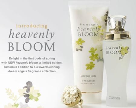 Victorias Secret heavenly bloom