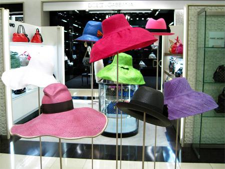 bright hats