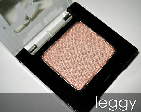 benefit velvet eyeshadows leggy
