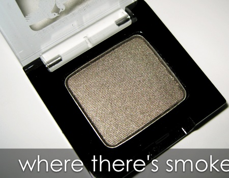 benefit velvet eyeshadows where theres smoke