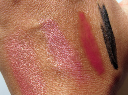 bobbi brown nautical collection swatches