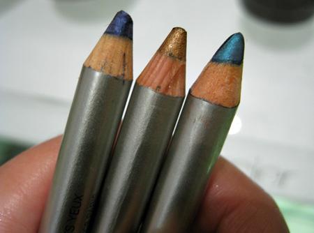 laura mercier bohemia collection black navy black turquoise black gold eye kohls
