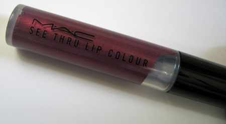 mac a rose romance tender tryst see thru lip colour