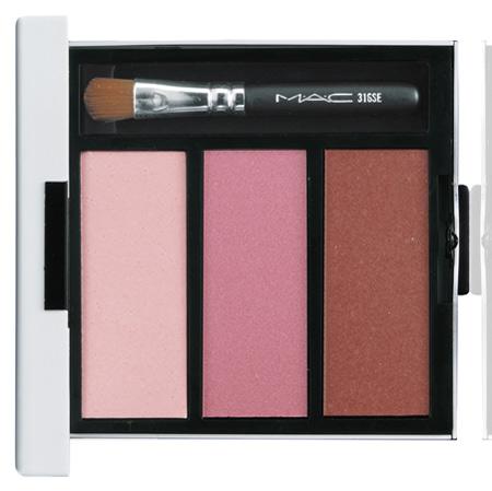 mac cosmetics cool lips palette