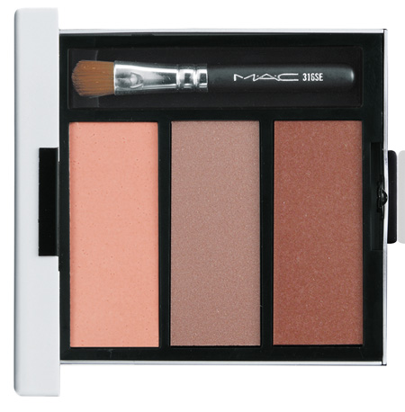 mac cosmetics neutral lips palette