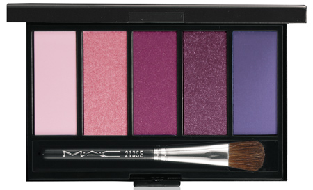 mac cosmetics warm eye palette
