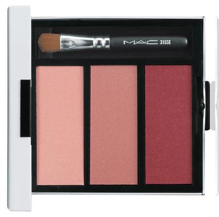 mac cosmetics warm lips palette
