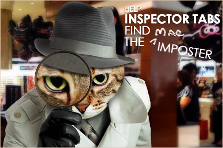 Help Inspector Tabs find the MAC imposter