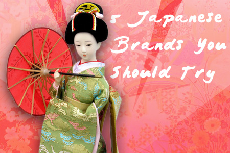 5 Japanese Brands You Should Try