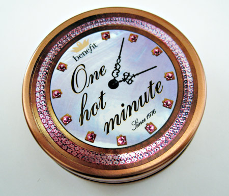 benefit one hot minute sexy in seconds top