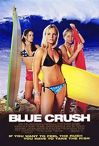 Blue Crush theatrical poster