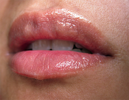 givenchy summer 2009 pop gloss crystal sun coral lips