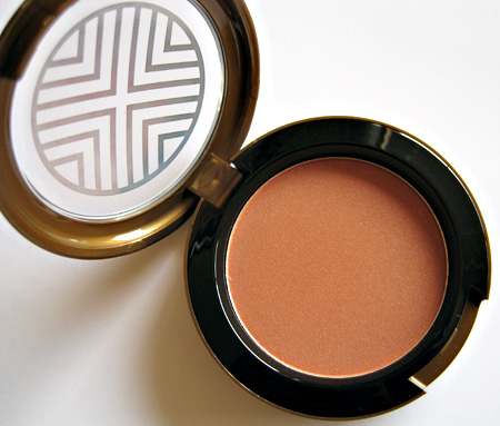 mac style warrior eversun beauty powder blush