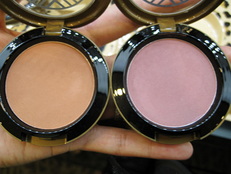 mac style warriors eversun on a mission beauty powder blushes
