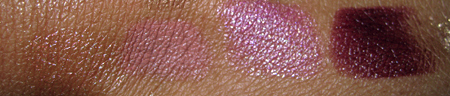 mac style warriors swatches sunsational brave new bronze purple rite tribalist lipstick