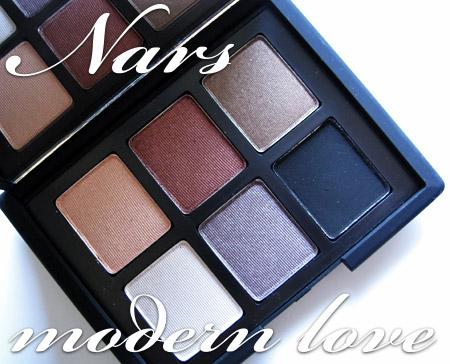 nars modern love palette