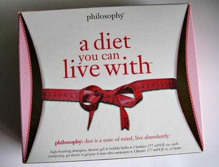 philosophy-a-diet-you-can-live-with