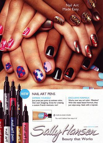 Sally Hansen Nail Art Pens