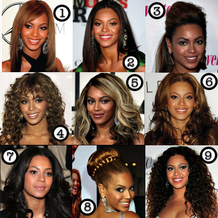 Beyonce Knowles: Her Best Hair (Part 2)