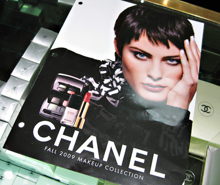 chanel fall 2009 makeup collection