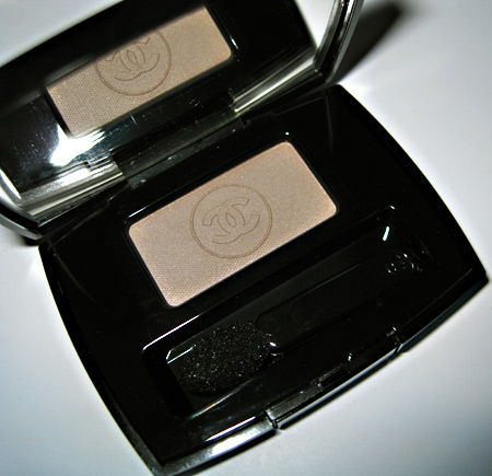 chanel les naturels de chanel swatches soft touch eyeshadow slate