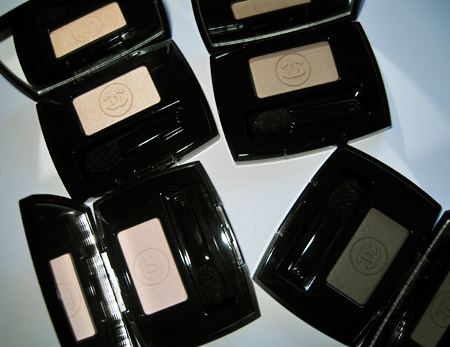 chanel les naturels de chanel eyeshadows final