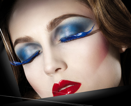 illamasqua cosmetics 1920s berlin collection 2