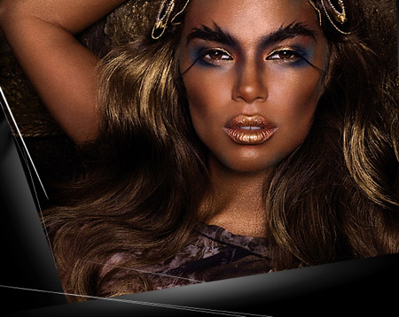 illamasqua cosmetics sirens collection