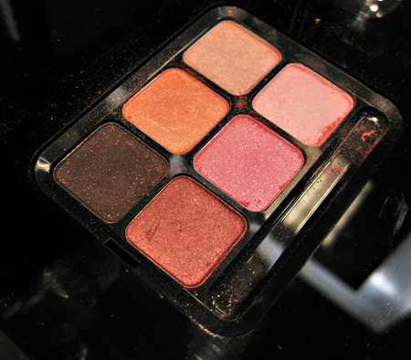 mac graphic gardens fresh cut eyeshadow palette