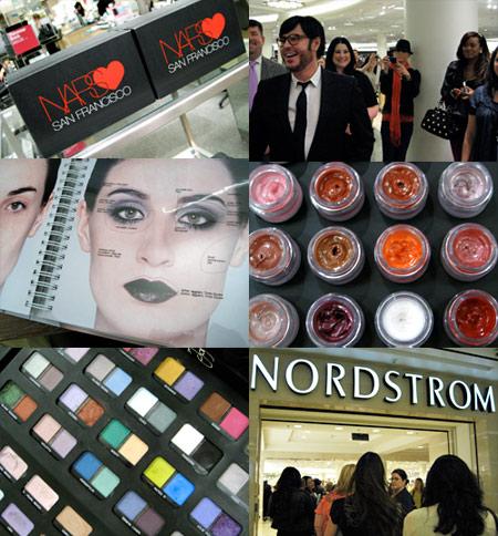 nars cosmetics  nars loves san francisco francois nars at nordstrom