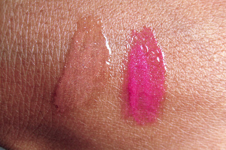sonia kashuk ultra shine sheer lip gloss beauty whisper skin swatch