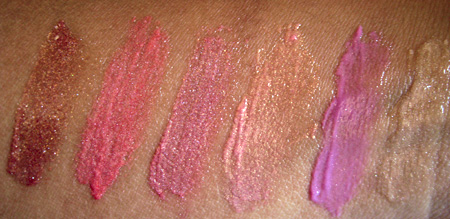 benefit-lip-gloss-swatches-without-flash