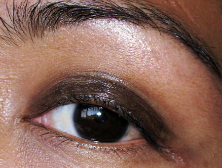 chanel venice collection fall 2009 swatches reviews eye gloss black