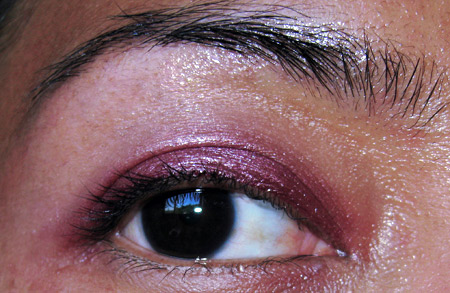 chanel venice collection fall 2009 swatches reviews eye gloss pink murano