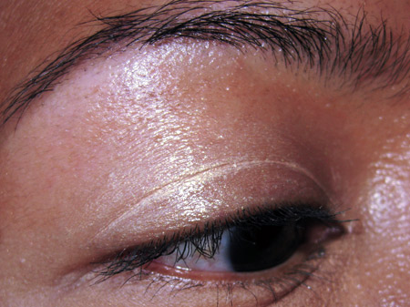 chanel venice collection fall 2009 swatches reviews eye gloss gold