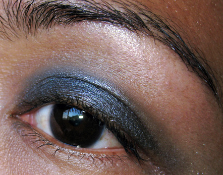 chanel venice collection fall 2009 swatches reviews eye gloss black murano green