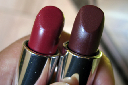 dior jazz club collection fall 2009 neglige pink 673 prune smoking 989 dior addict lip color
