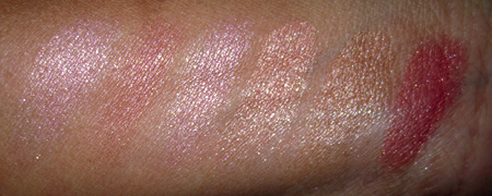 mac-colour-craft-swatches-reviews-blushes