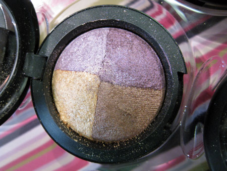 mac colour craft swatches reviews eccentricity