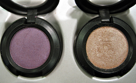 mac love that look starflash swatches review 7 8