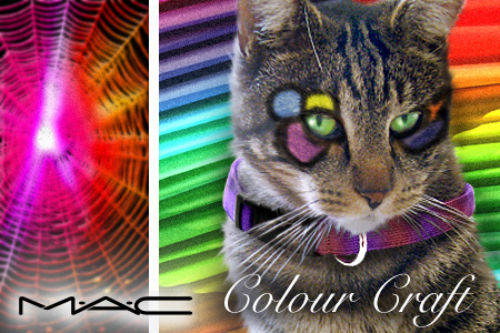Tabs for MAC Colour Craft