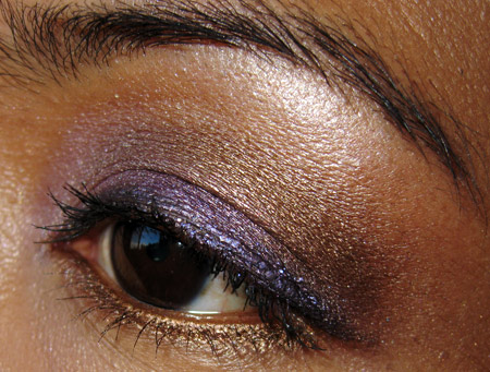 urban decay fall 2009 fotd eye 2