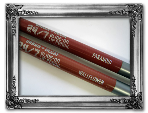 urban decay fall 2009 lip liners