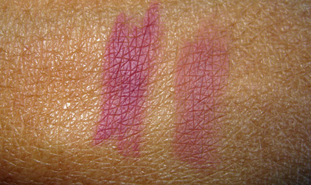 urban decay fall 2009 swatches