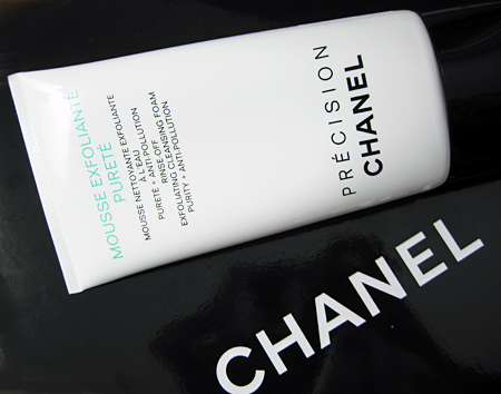 chanel mousse exfoliante purete review