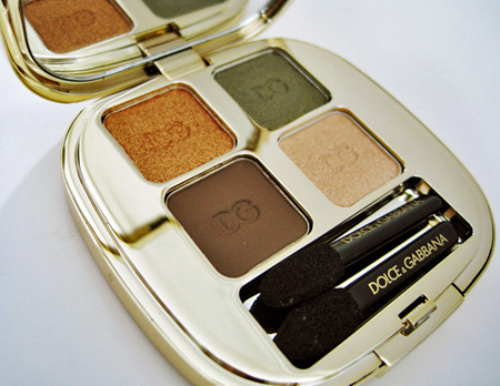 dolce and gabbana makeup mediterraneo quad