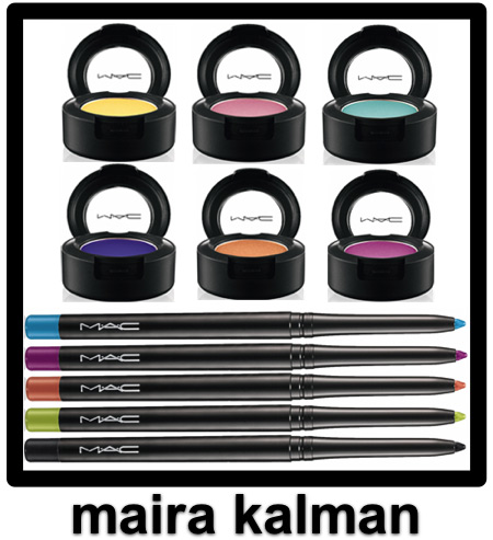 mac make up art cosmetics fall 2009 maira kalman final