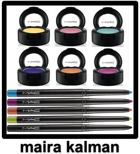 mac make up art cosmetics fall 2009 maira kalman final