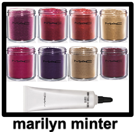 mac make up art cosmetics fall 2009 marilyn minter final