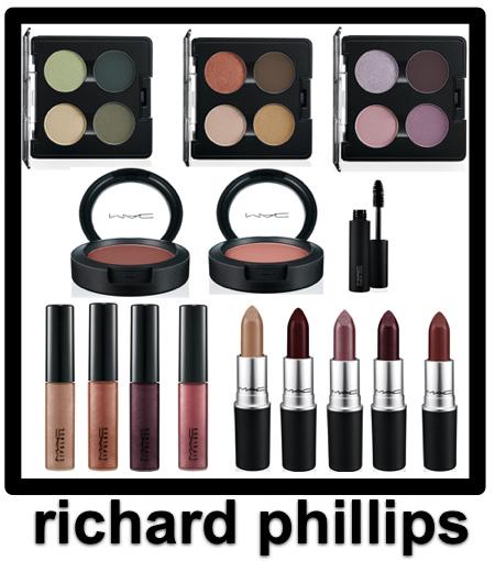 mac make up art cosmetics fall 2009 richard phillips final